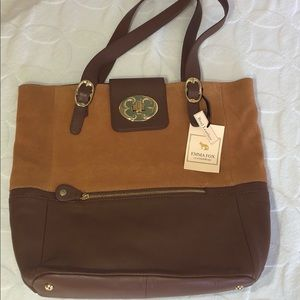 EMMA FOX tote - brand new with tags